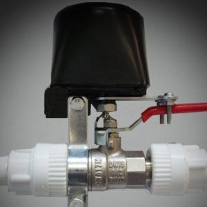 Электроприводы и клапаны