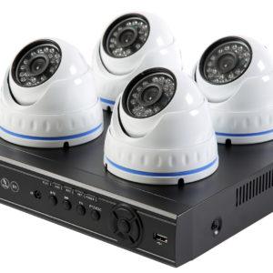 Комплекты видеонаблюдения IP